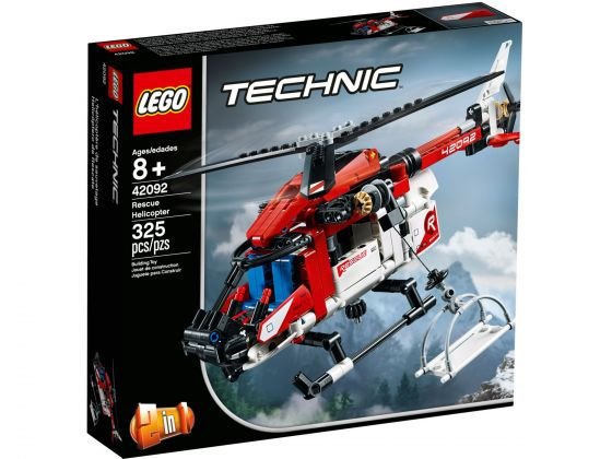 LEGO Technic 42092 Reddingshelikopter