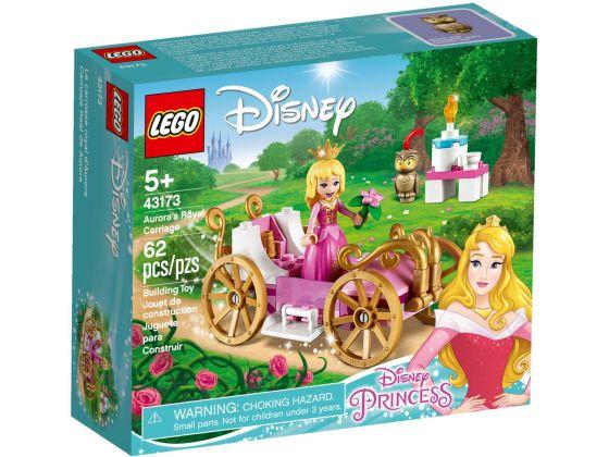 LEGO Disney 43173 Aurora's koninklijke koets