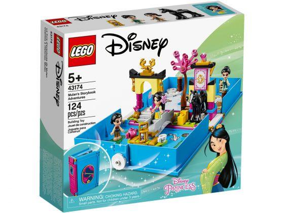 LEGO Disney 43174 Mulans verhalenboekavonturen