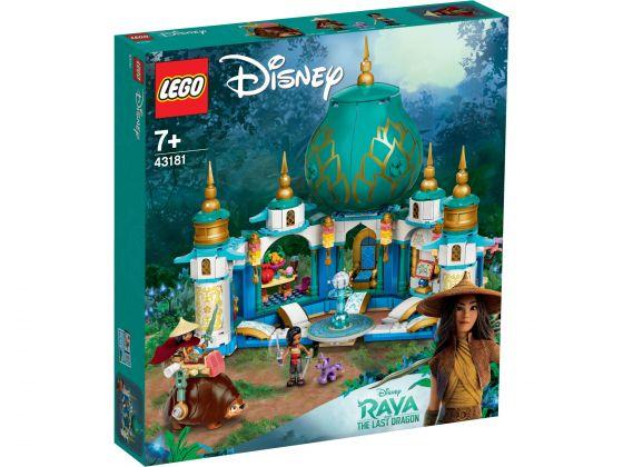 LEGO Disney 43181 Raya en het Hartpaleis