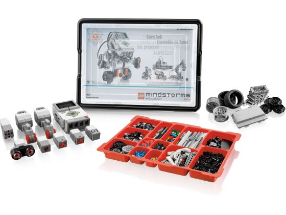 LEGO Education 45544 Mindstorms EV3 Educatieve Basisset