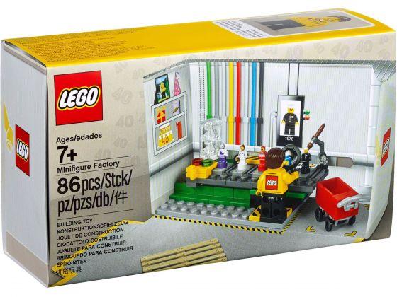 LEGO 5005358 Minifiguur Fabriek