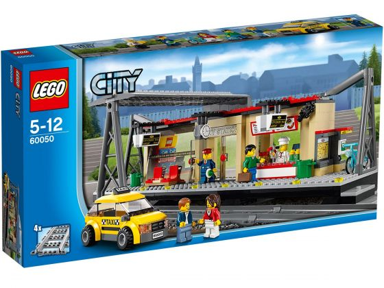 LEGO City 60050 Trein Station