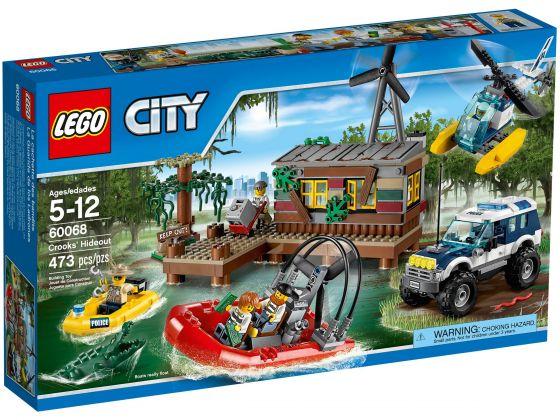 LEGO City 60068 Boevenschuilplaats