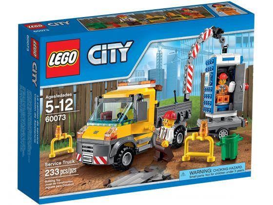 LEGO City 60073 Dienstwagen