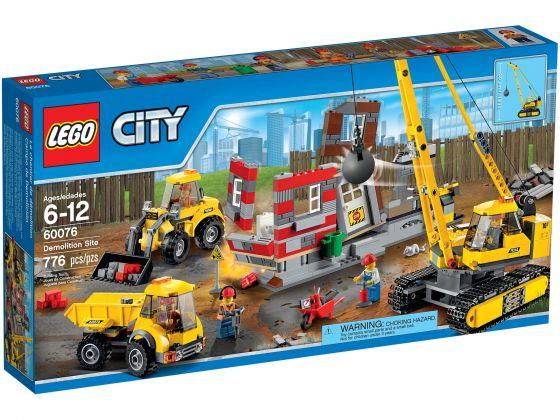 LEGO City 60076 Sloopterrein