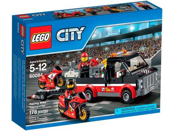 LEGO City 60084 Racemotor Transport