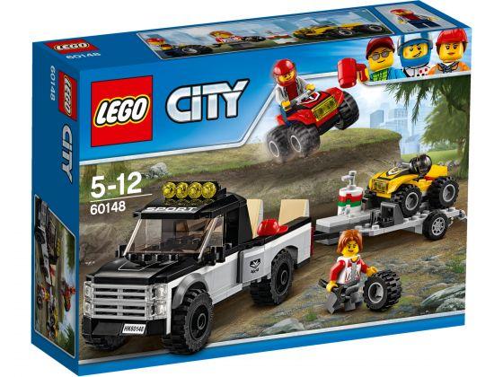LEGO City 60148 ATV Raceteam