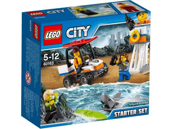 LEGO City 60163 Kustwacht Starterset