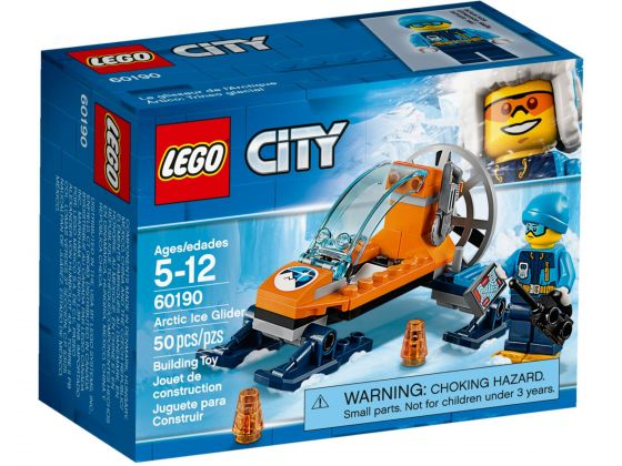 LEGO City 60190 Poolijsglider