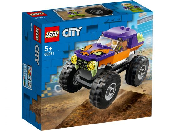 LEGO City 60251 Monstertuck