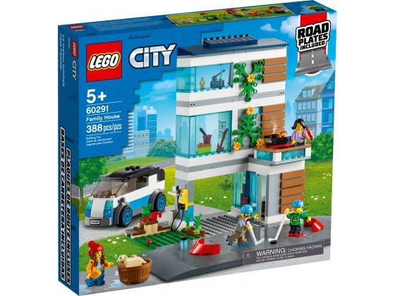 LEGO City 60291 Familiehuis