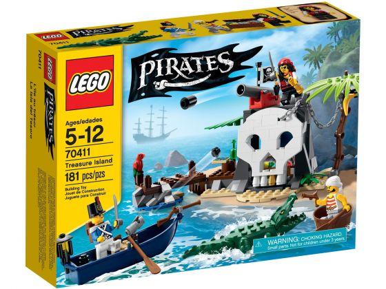 LEGO Pirates 70411 Schatteneiland
