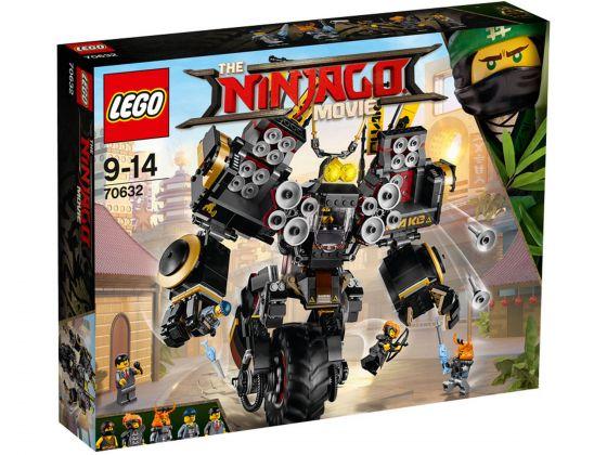LEGO Ninjago Movie 70632 Aardschokmecha