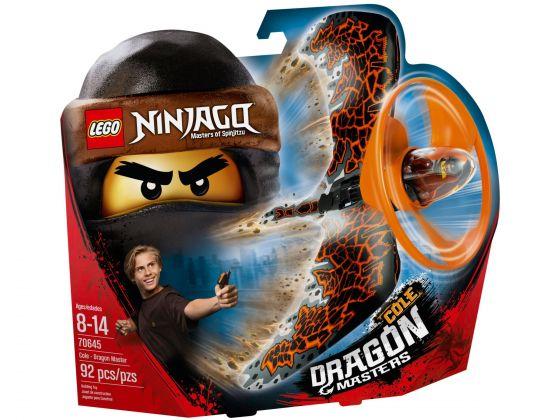 LEGO Ninjago 70645 Cole - Drakenmeester