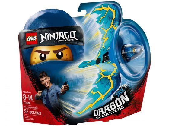 LEGO Ninjago 70646 Jay - Drakenmeester