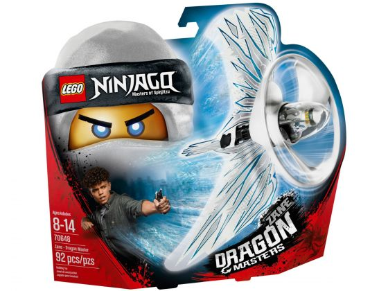 LEGO Ninjago 70648 Zane - Drakenmeester