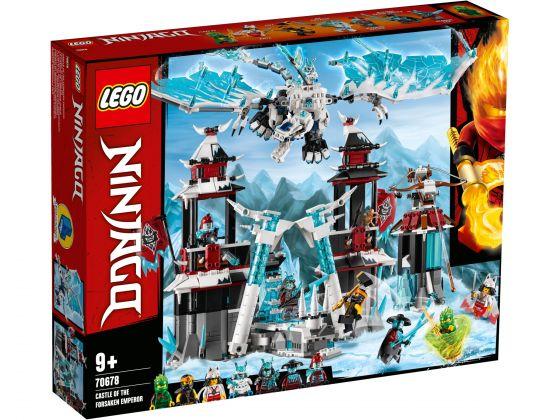 LEGO Ninjago 70678 Kasteel van de verlaten keizer