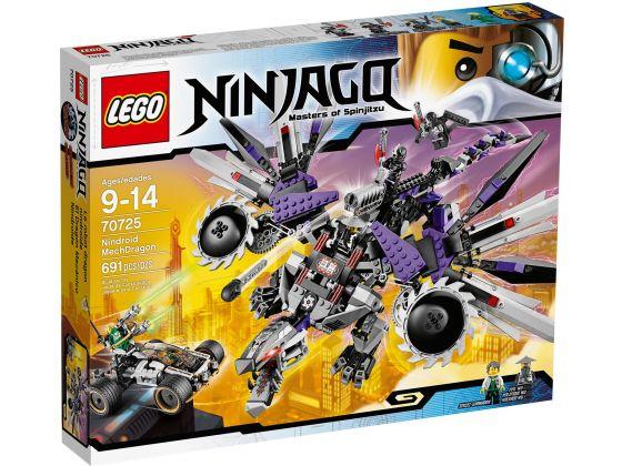 LEGO Ninjago 70725 Nindroid Mecha-draak