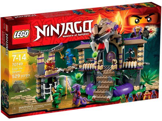 LEGO Ninjago 70749 Slangenpoort