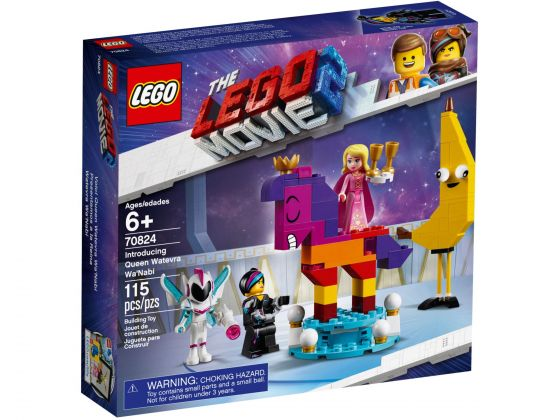 LEGO Movie 2 70824 Koningin Wiedanook Watdanook