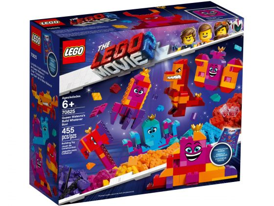 LEGO Movie 2 70825 Koningin Wiedanook's Bouw iets doos