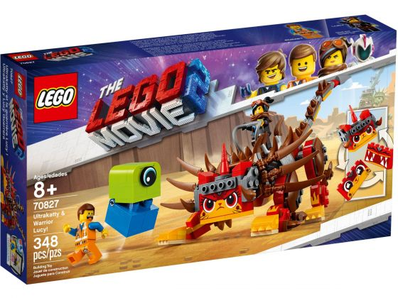 LEGO Movie 2 70827 Ultrakatty & strijder Lucy
