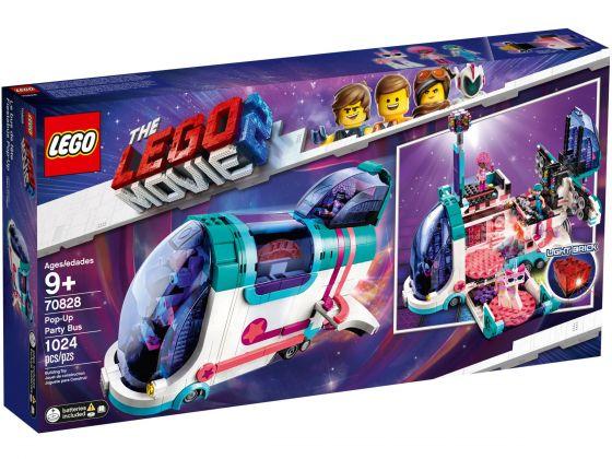 LEGO Movie 2 70828 Uitklap feestbus