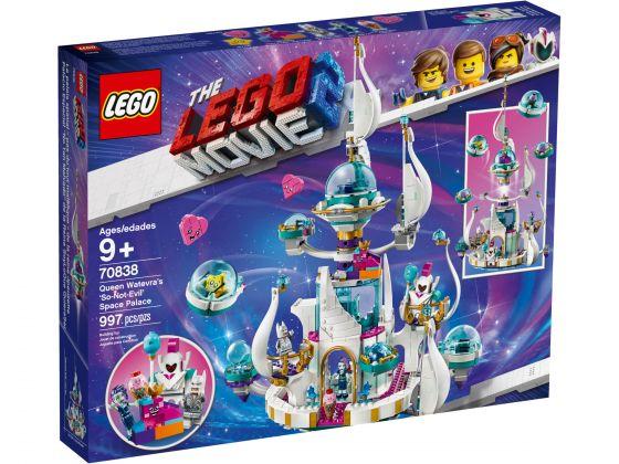 LEGO Movie 2 70838 Koningin Wiedanook Watdanooks paleis