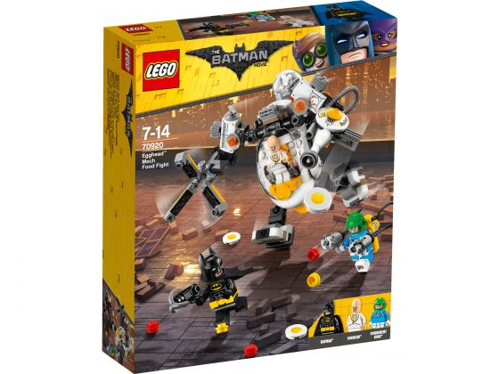 LEGO Batman Movie 70920 Egghead mechavoedselgevecht