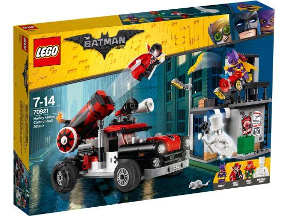 LEGO Batman Movie 70921 Harley Quinn kanonskogelaanval