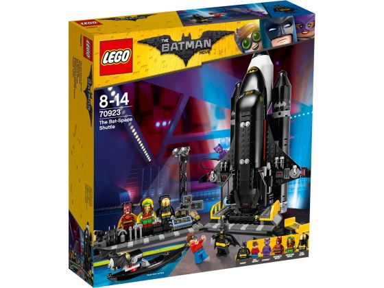 LEGO Batman Movie 70923 De Bat-Space Shuttle