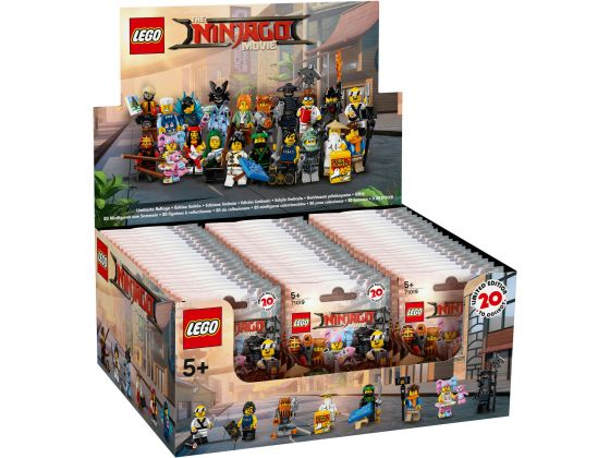 LEGO 71019 Doos Minifigures Ninjago Movie
