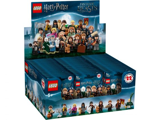 LEGO 71022 Doos Minifigures Harry Potter