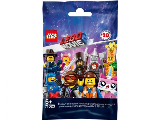 LEGO 71023 Zakje Minifigures Movie 2
