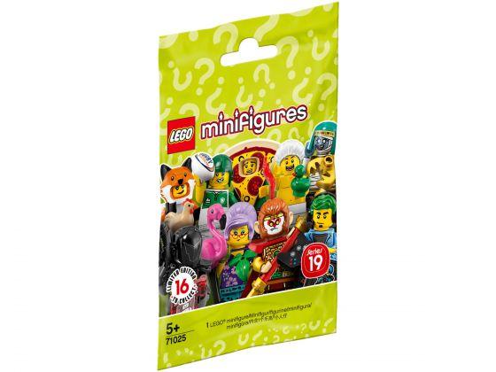 LEGO 71025 Zakje Minifigures Serie 19