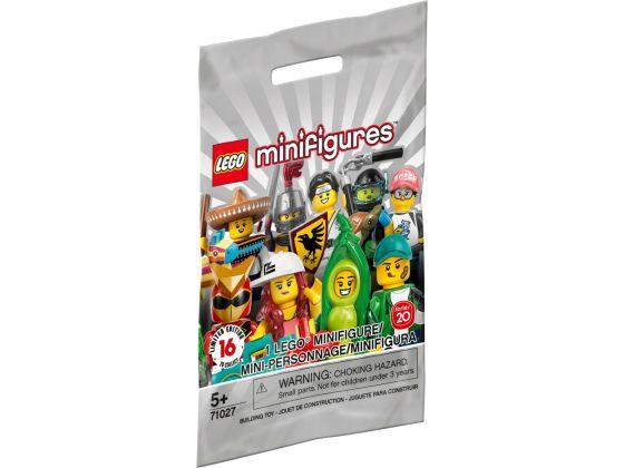 LEGO 71027 Zakje Minifigures Serie 20
