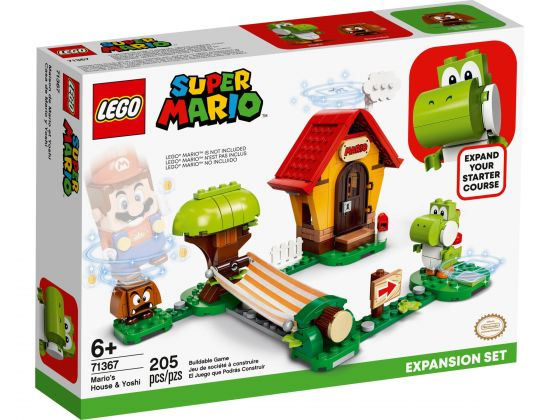 LEGO Super Mario 71367 Uitbreidingsset: Mario's huis & Yoshi