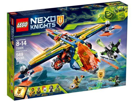 LEGO Nexo Knights 72005 Aarons X-boog