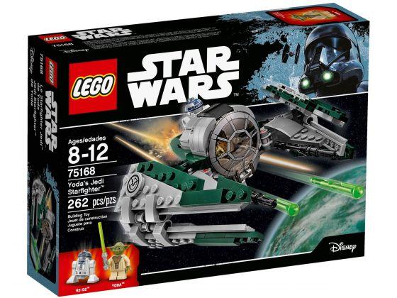 LEGO Star Wars 75168 Yoda's Jedi Starfighter