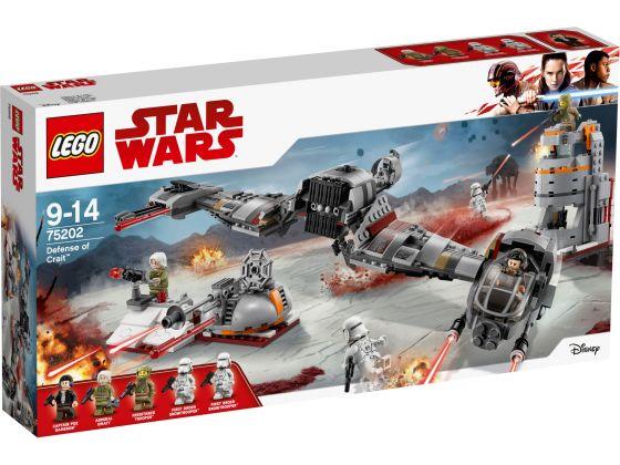 LEGO Star Wars 75202 Verdediging van Crait