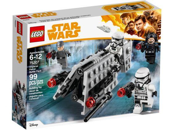 LEGO Star Wars 75207 Keizerlijke patrouille Battle Pack