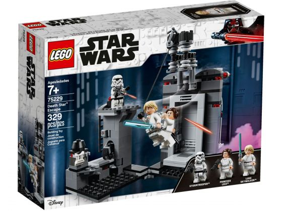 LEGO Star Wars 75229 Death Star ontsnapping