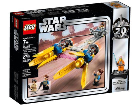 LEGO Star Wars 75258 Anakin's Podracer