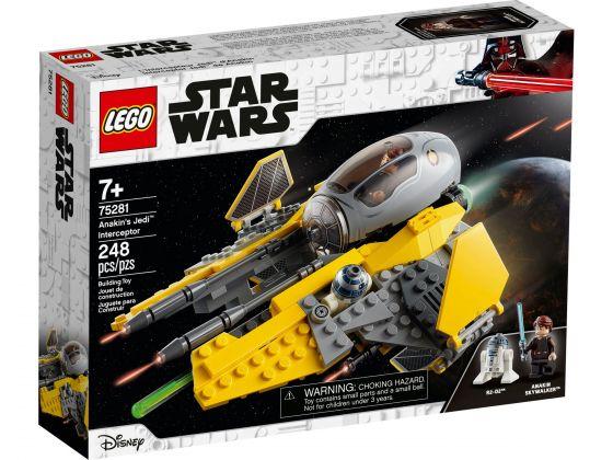 LEGO Star Wars 75281 Anakin's Jedi Interceptor