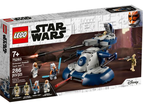 LEGO Star Wars 75283 Armored Assault Tank