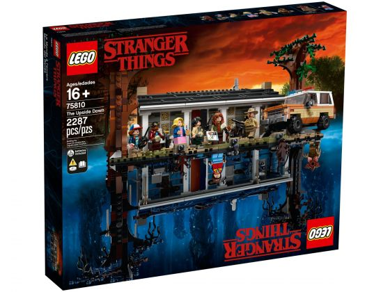 LEGO 75810 Stranger Things - The Upside Down
