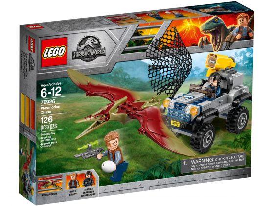 LEGO Jurassic World 75926 Achtervolging van Pteranodon