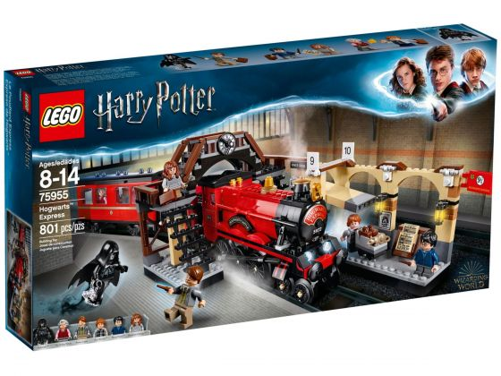 LEGO Harry Potter 75955 De Zweinstein Express