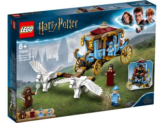 LEGO Harry Potter 75958 De koets van Beauxbatons